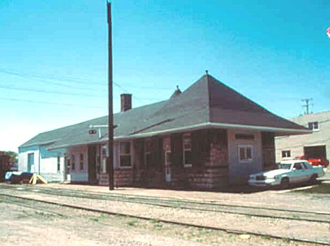 CO Bad Axe Depot